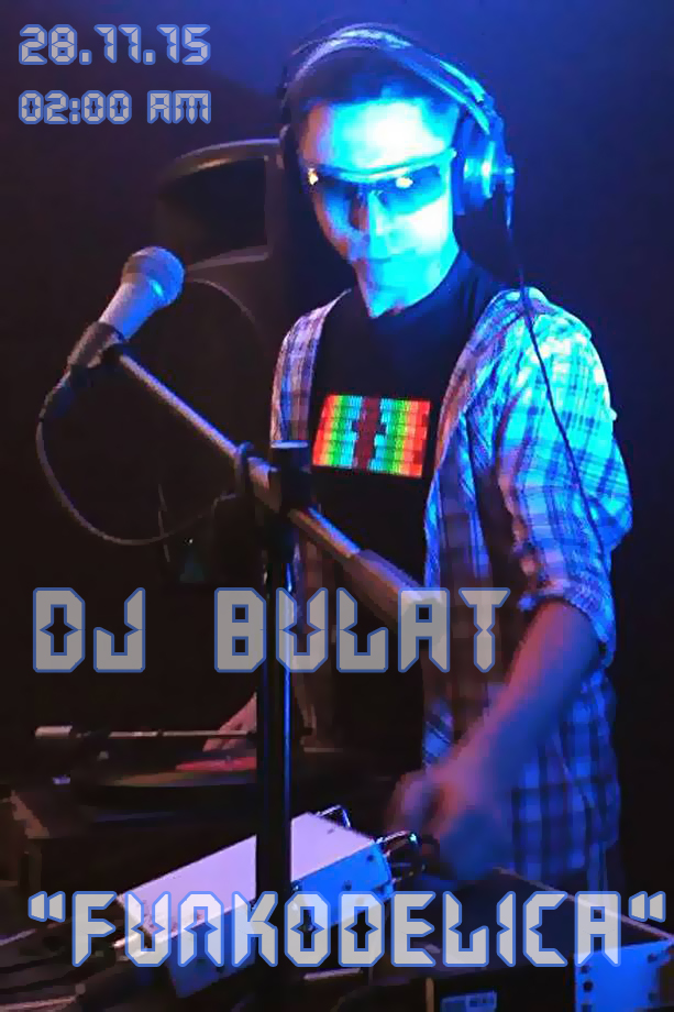 """Funkodelica"" by Trimurti 