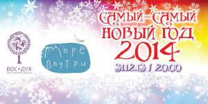 Happy New Year Party | 31.12.13 | Sea inside (More Vnutri)