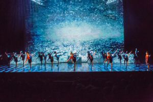 Ballet with music by Bulat Gafarov at Mariinsky theatre